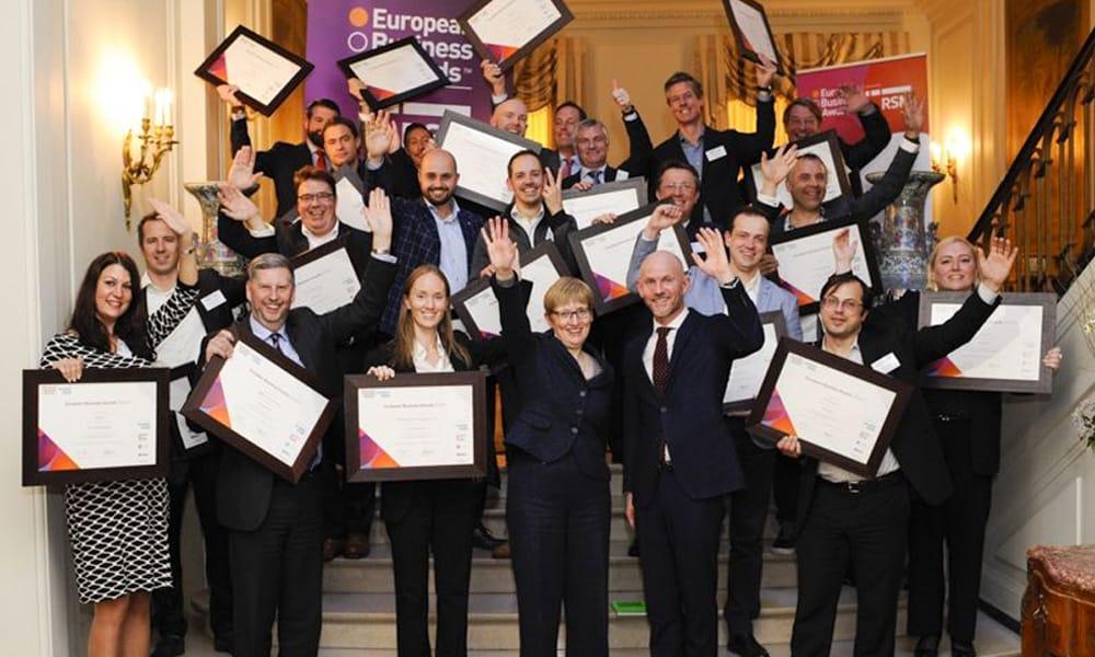 HR2day opnieuw uitgeroepen tot Nederlands winnaar European Business Awards