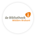 Logo bibliotheek Midden-Brabant