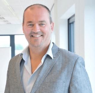 Edwin Schaap, CEO van Payper